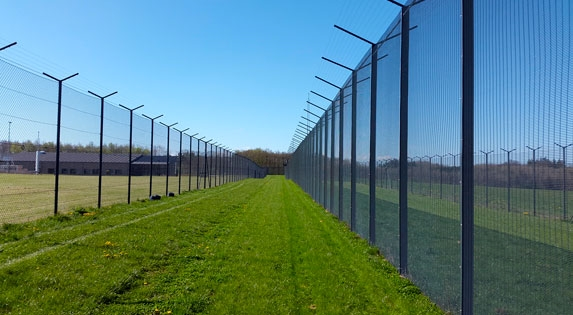 High-Security Fencing SKH 10