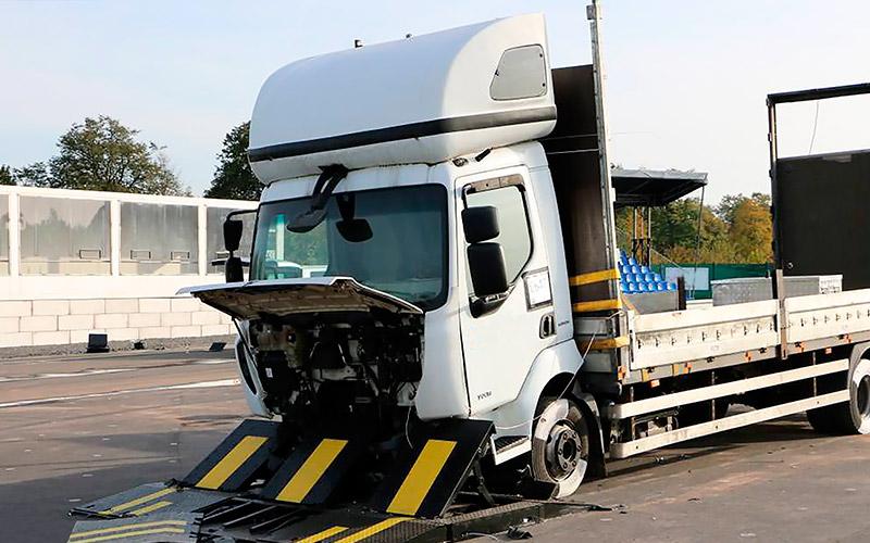 Mobile roadblock